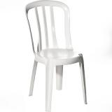 empresa que faz aluguel de cadeiras de plastico Vila Cordeiro