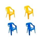 onde faz aluguel cadeiras de plastico Vila Andrade