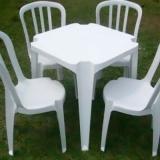 preço de locação de mesas e cadeiras para festas Jardim Novo Mundo